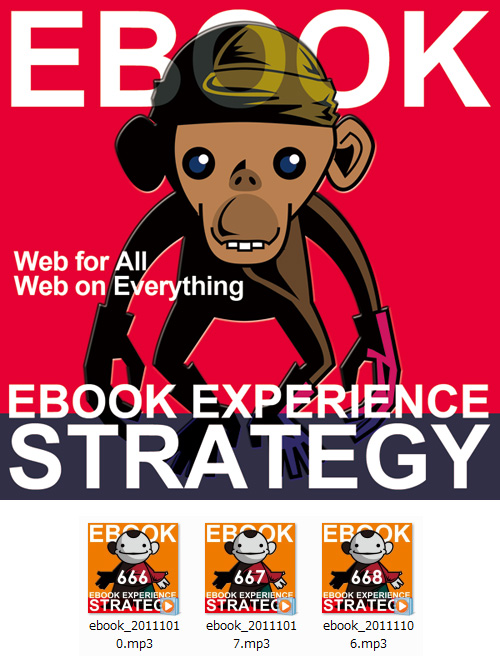 eBook Strategy Podcast