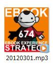 配信ファイルはMP3です